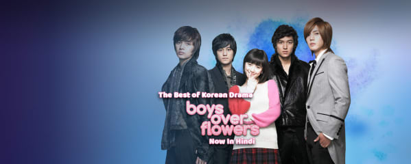 Boys Over Flowers Hindi Dubbed